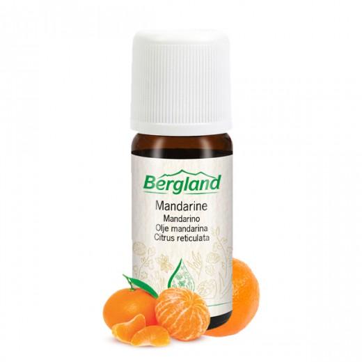 Eterično olje MANDARINA Bergland, 10 ml