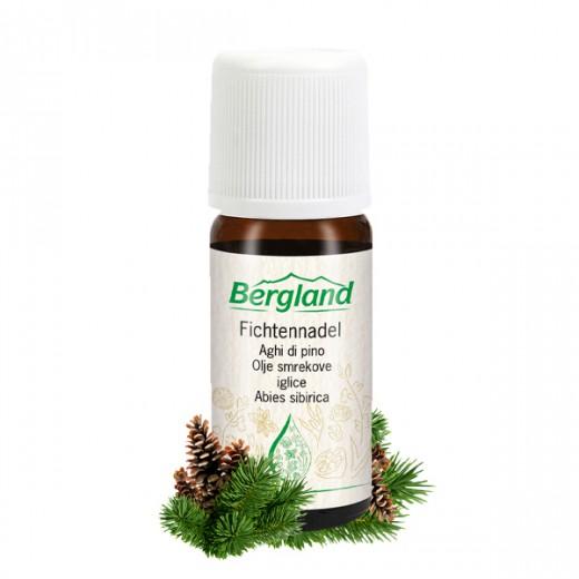 Eterično olje SMREKOVE IGLICE (Abies sibirica) 10ml