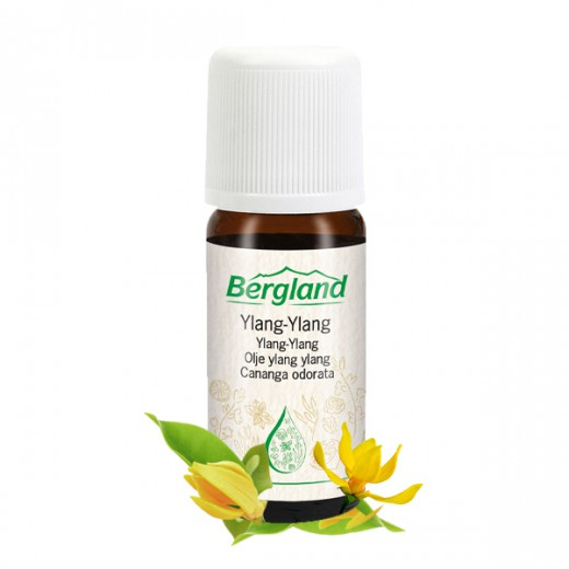 Eterično olje YLANG YLANG Bergland, 10 ml