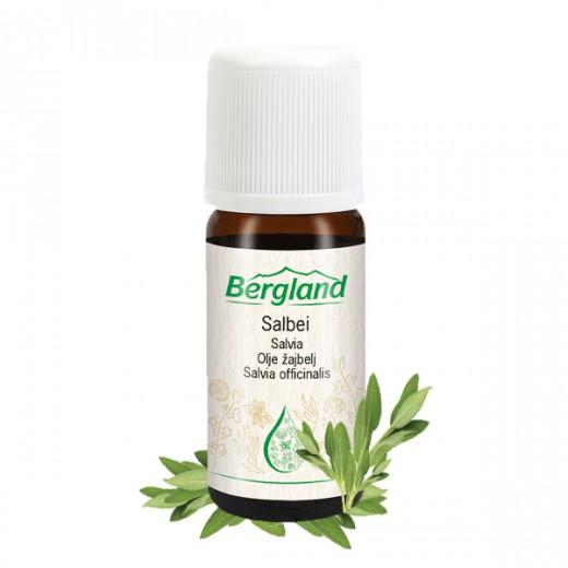 Eterično olje ŽAJBELJ Bergland, 10 ml