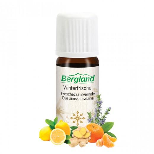 Eterično olje ZIMSKA SVEŽINA Bergland, 10 ml