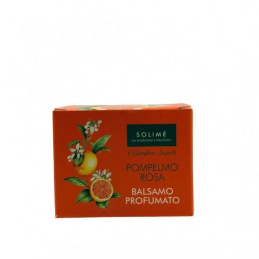 Parfum v balzamu rdeča grenivka Solime, 15 ml