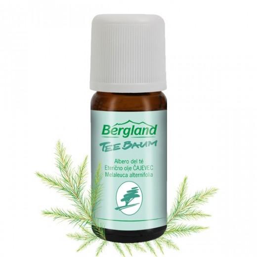 Eterično olje ČAJEVEC Bergland, 10 ml