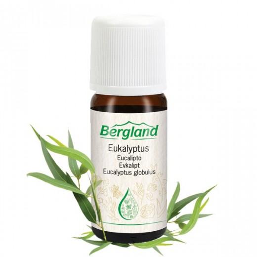 Eterično olje EVKALIPT Bergland, 10 ml