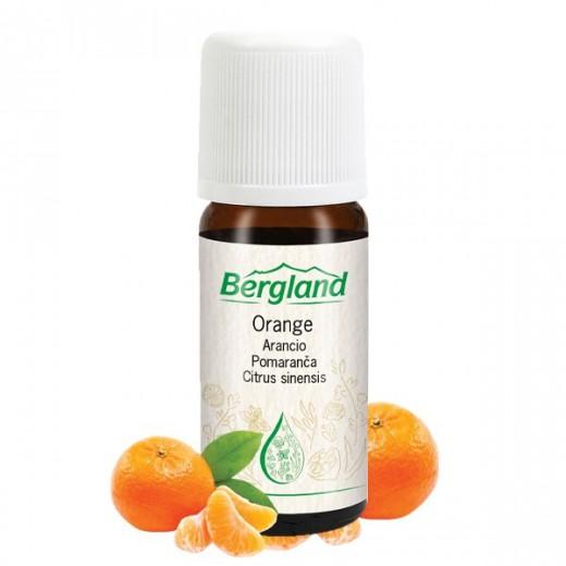 Eterično olje POMARANČA Bergland, 10 ml