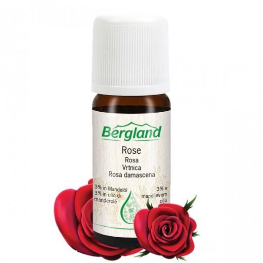Eterično olje VRTNICA Bergland, 10 ml