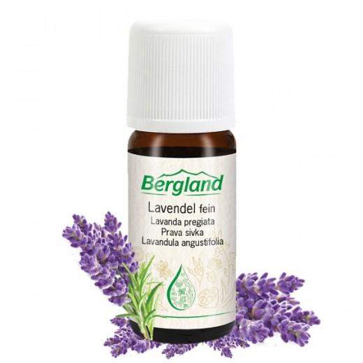 Eterično olje SIVKA Bergland, 10 ml
