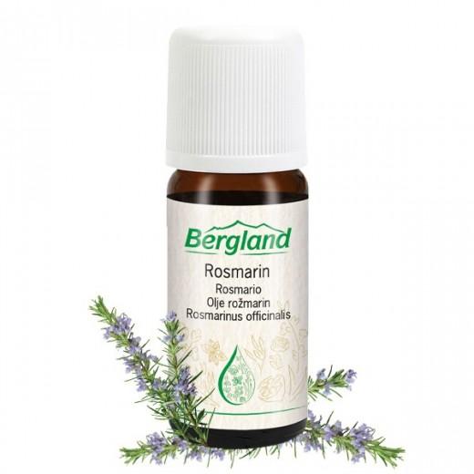 Eterično olje ROŽMARIN Bergland, 10 ml