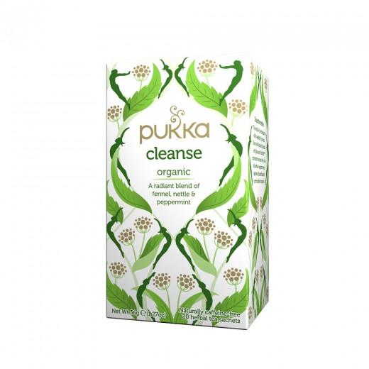 Čaj Prečiščevanje Pukka, 20 čajnih vrečk