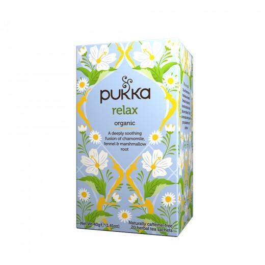 Čaj Sprostitev Pukka, 20 čajnih vrečk