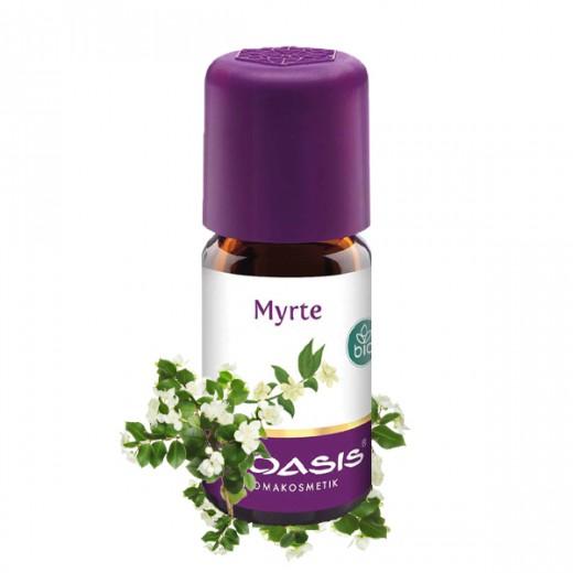 BIO eterično olje MIRTA / MYRTE, 5 ml