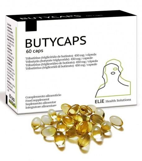 Butycaps Tributirin (butirat), 60 kapsul