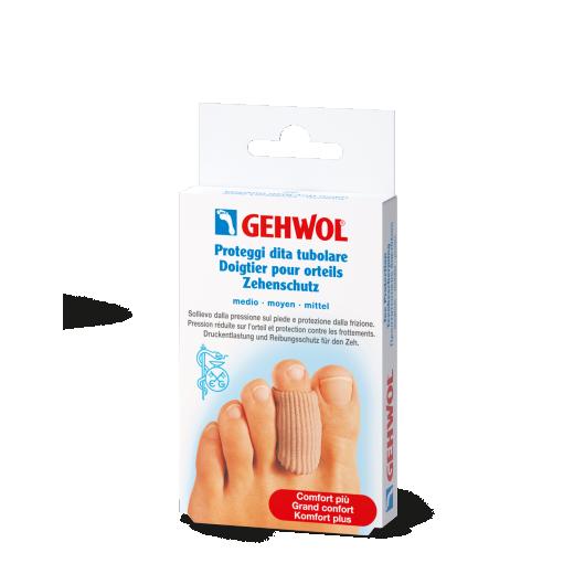 Gehwol zaščita prstov cevka  - 2 kom srednja