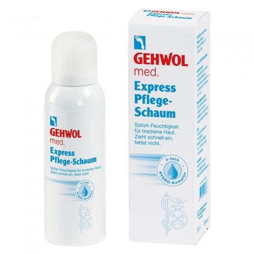 Gehwol med ekspresna negovalna pena, 125 ml