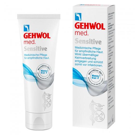 Gehwol med Sensitive, 75 ml