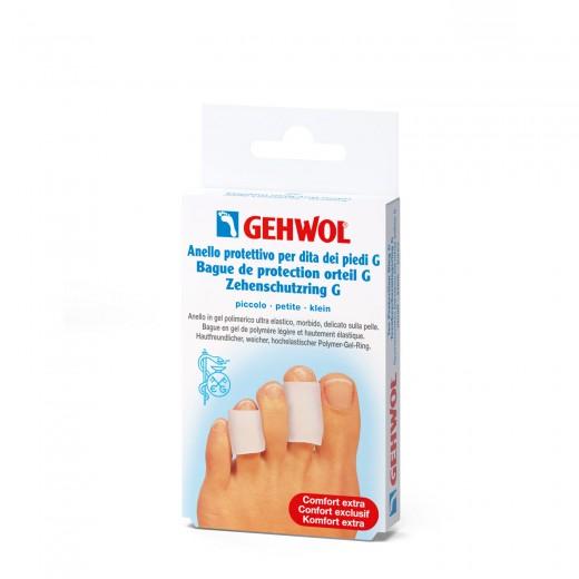 Gehwol zaščitni obroč G za prste, majhen, 2 kom