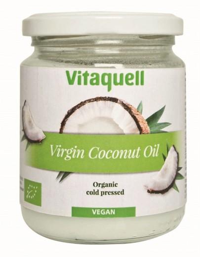 Bio kokosovo olje Vitaquell, 200 g