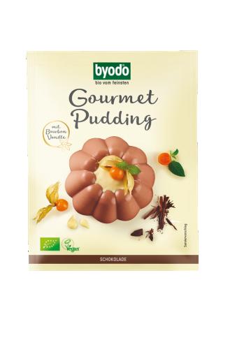 Bio čokoladni puding Byodo, 36 g