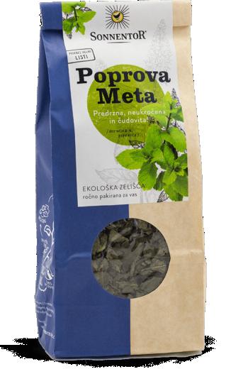 Bio čaj poprova meta Sonnentor, 50 g