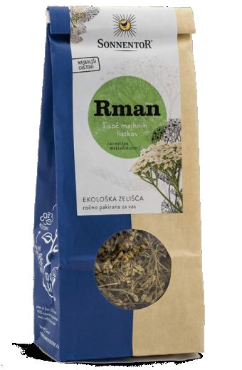 Čaj bio rman Sonnentor, 50 g