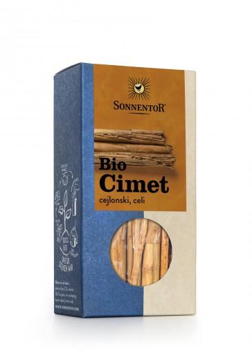 Bio začimba Cimetova skorja Sonnentor