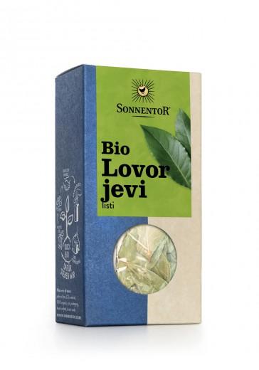 Bio začimba Lovorovi listi Sonnentor, 15 g