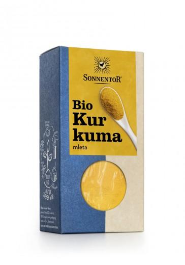 Bio Kurkuma mleta Sonnentor, 40 g