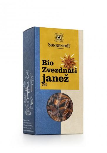Bio Zvezdasti janež Sonnentor, 25 g