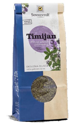 Čaj bio timijan Sonnentor, 70 g