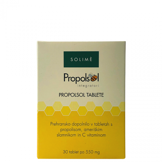 Propolsol tablete Solime, 30 tablet