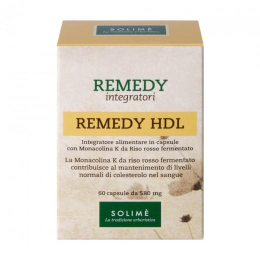 HDL Remedy Solime, 60 kapsul
