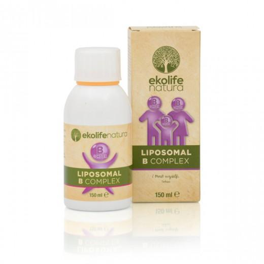 Ekolife natura liposomski B kompleks AF, 150 ml