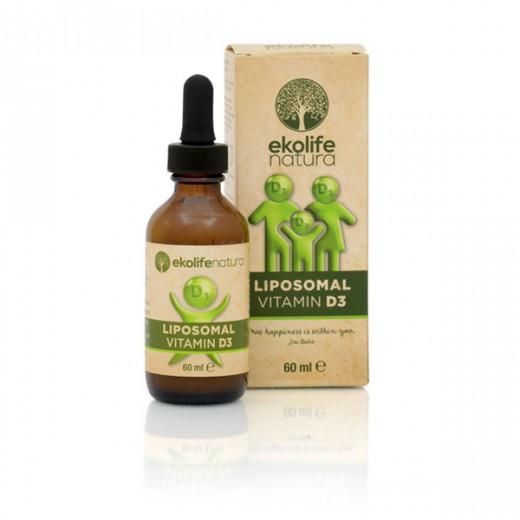Ekolife natura liposomski D3 AF, 60 ml