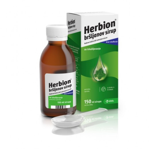 Herbion Bršljanov Sirup (150 ml)
