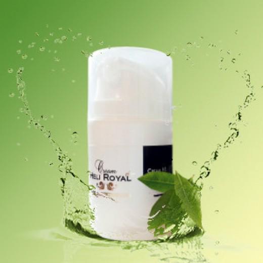 Obnovitvena polžja krema Heliroyal Plus, 100 ml