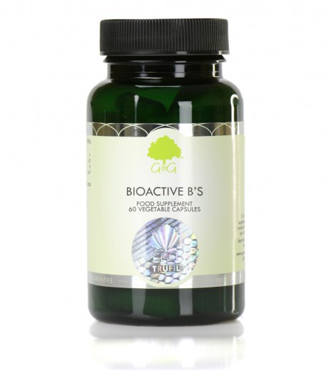 Bioaktivni vitamini B kompleks, 60 kapsul