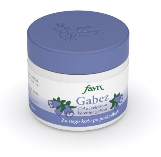 Gabez, gel, Favn, 75 ml