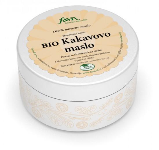 Kakavovo maslo, Favn, 80 g