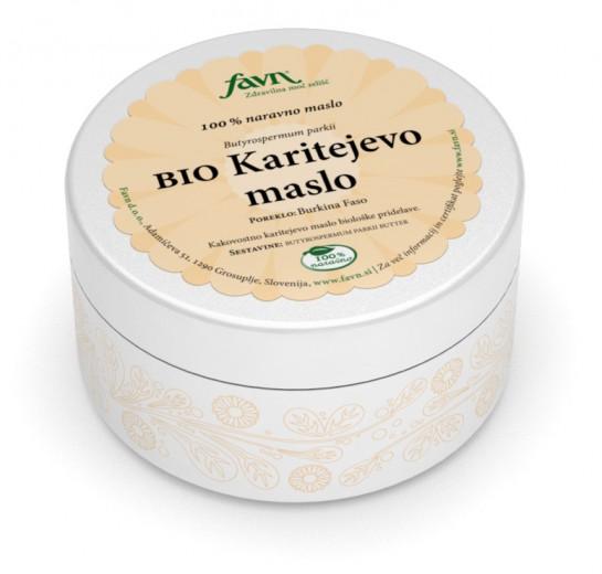 Karitejevo maslo, Favn, 150 g