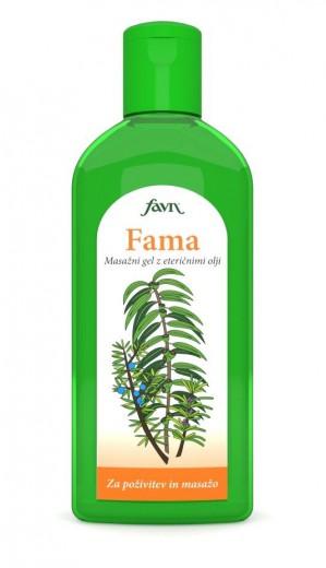 Fama, masažni gel, Favn, 250 ml