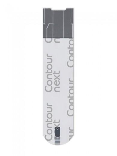 Testni lističi za merjenje glukoze Contour NEXT, 50 lističev