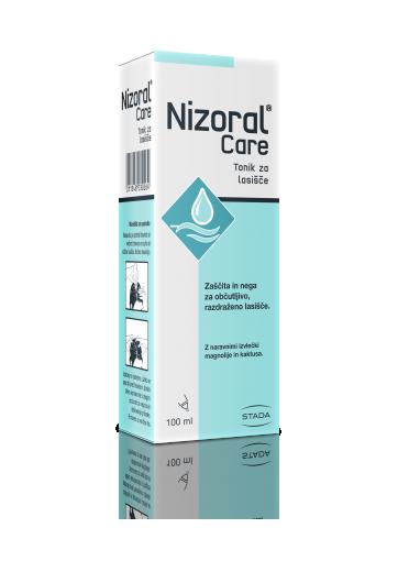 Nizoral Care, tonik za lasišče, 100 ml