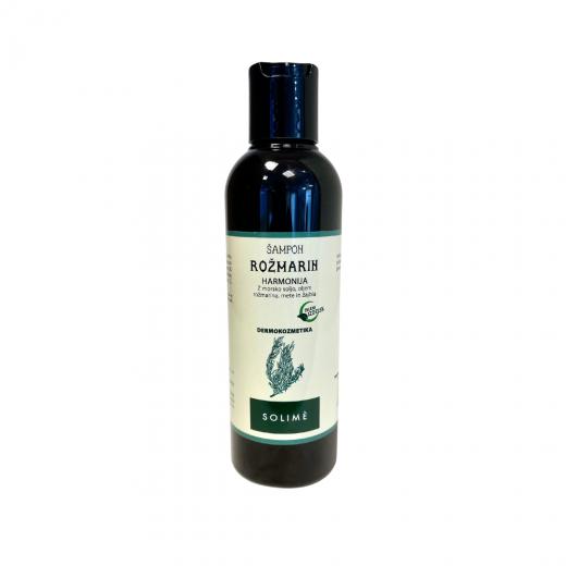 Šampon rožmarin Solime, 200 ml