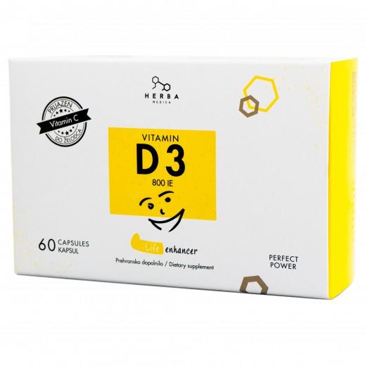 Herba Medica vitamin D3