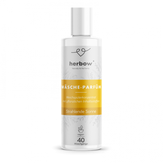 Parfum / mehčalec za perilo - Sončni Žarek Herbow, 200 ml