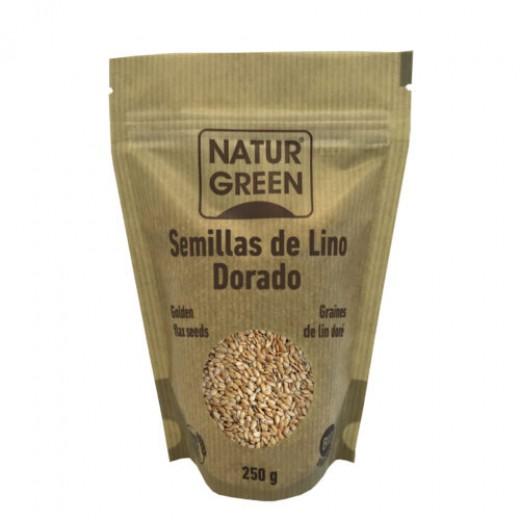 Semena lanena zlata bio (250 g)