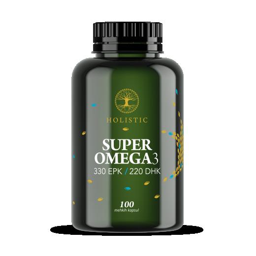 Holistic, super omega 3