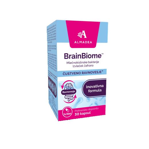 BrainBiome, 30 kapsul