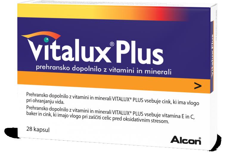 Vitalux Plus Omega 160MG 10MG 28 kapsul