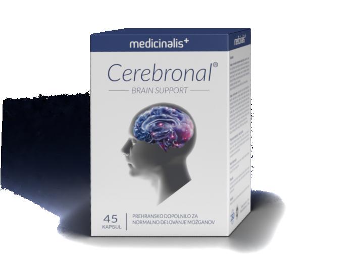 Cerebronal, 45 kapsul